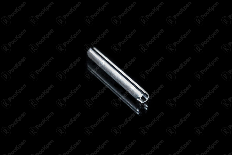 Штифт пружинный цилиндрический трубчатый разрезной ГОСТ 14229-93( DIN 1481)