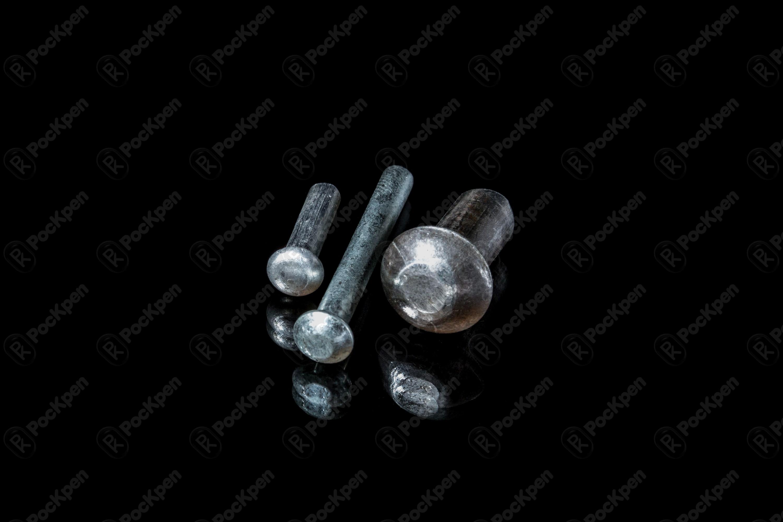 Заклепка с полукруглой головкой ГОСТ 10299-80