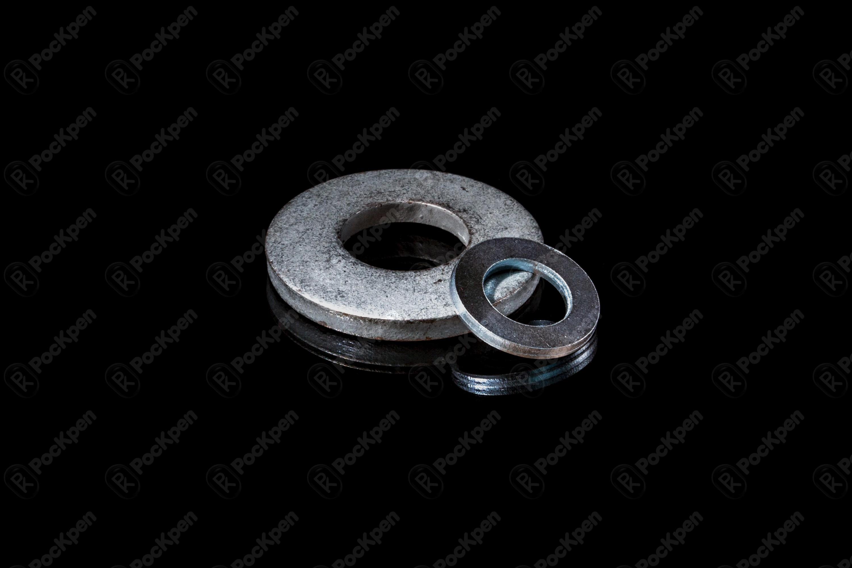 Шайба плоская (класс точности A) DIN 125 (EN ISO 7089, 7090)