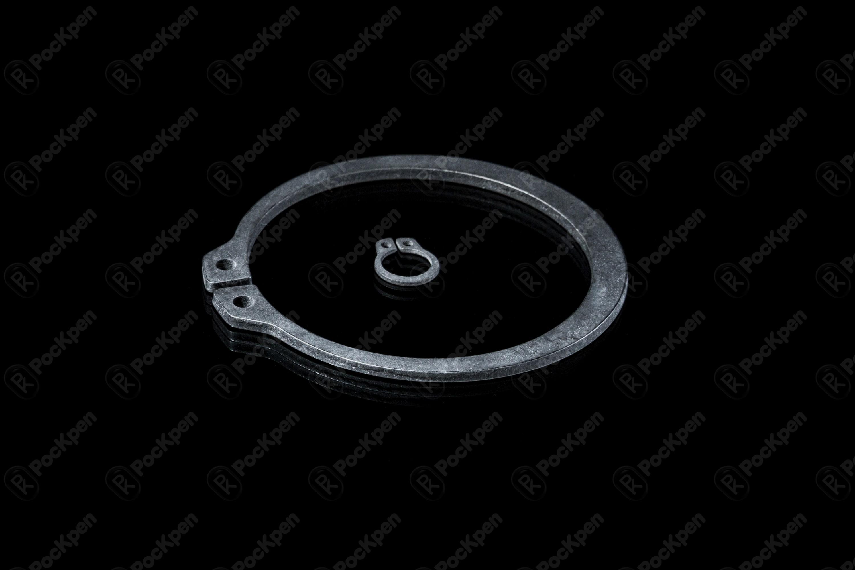 Кольца пружинные наружные эксцентрические ГОСТ 13942-86