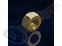 Гайка латунная ГОСТ 5915-70, DIN 934
