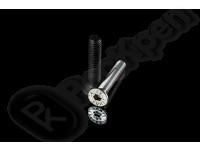 Винт высокопрочный с потайной головкой и внутренним шестигранником под ключ DIN 7991